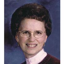 Marjorie Ann Eliason