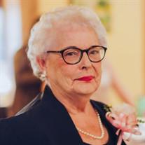 Peggy Jo Martin McMillan