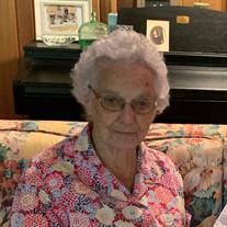 Ruth Elizabeth Tilley Patterson