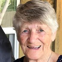 Dorothy Jeanette Rouse