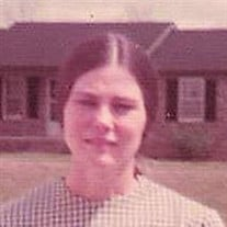 Peggy Plunk New of Michie, Tennessee