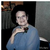 Mrs. Arlene Edna Johnson