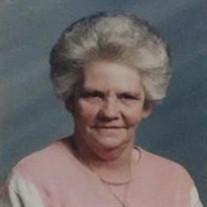Virginia E. (Roberts) Wadsworth