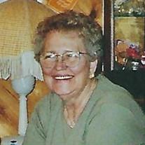Joan May Stafford