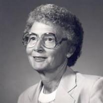 Geraldine M. VanderBor