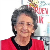 Ella Mae Broussard Meaux