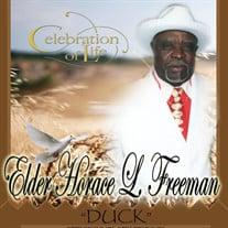 Elder Horace L. Freeman
