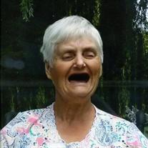 Mary Upwood