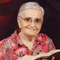 Betty Fay Hall Hogue