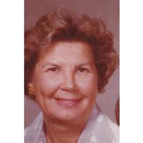 Mrs. Alene Jean Taylor