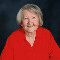 Margaret Frances Raines