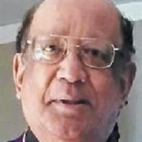 Rev. Lloyd A. Rebeyro