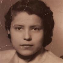 """Maria """"Rosa"""" del Rosario Trejo"""