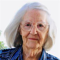 Maxine Marie Ward