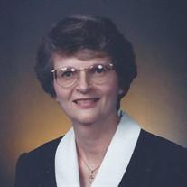 Phyllis Jean Warner