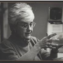 Nancy Carol Vanderglas