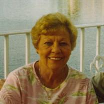 Peggy Marilyn Cockroft