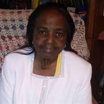 Mrs. Patricia Ann Johnson  75