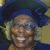 Mamie Lee Rowls