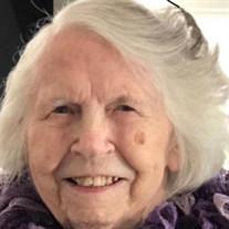 Ruth Irene Godley
