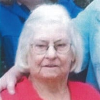 Juanita Faye Ward of Adamsville, TN