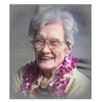 Minnie Ruth Huffman Smith