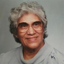 Maria Luisa Gaona