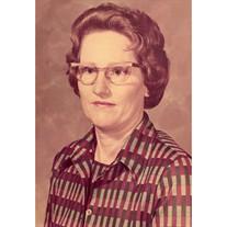 Mary Elizabeth Combs