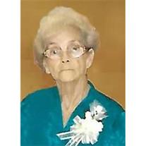 Clara Evelyn Ballard