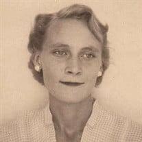 Dorothy May Law