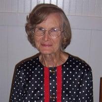 Cynthia Waters Geddis
