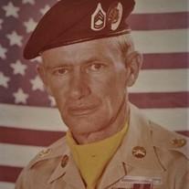 MSG Melvin Elija Lowery, US Army (Ret.)