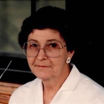 Betty Lou Dailey Lewallen White
