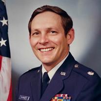 Lt. Col. Thomas Earl Burnett (Ret.)
