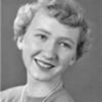 Shirley Jane Underhill