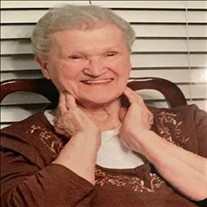 Martha Louise Simmons