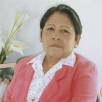 Maria Reyes Bautista Amaya