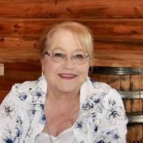 "Linda Faye ""Judy"" Land Hegwood Wise"