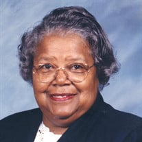 Mrs. Nana B. Banks