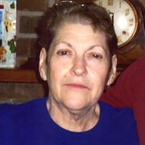 Diane Rae (Stagner) Fouty