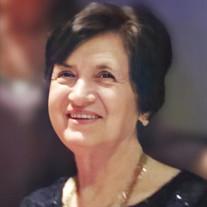 Mrs Liri (Kraja) Gjinishi
