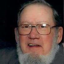 """Harvey Franklin """"Old Goat"""" Maurer"""