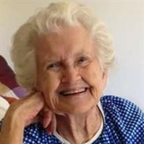 Hazel Mildred Ann Upchurch Watters Stanley