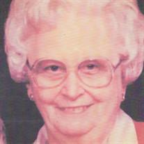Annie Ethelene Segler