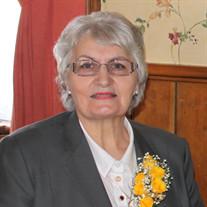 Mrs. Maria Vatri (nee Cudini)