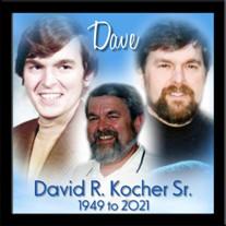 David R. Kocher Sr.