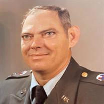 Colonel B.F. (Biff) Johnson, III USA (Retired)