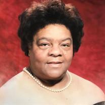 Mrs. Gladys Hardison Williams