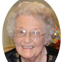 Mary Judith Burson