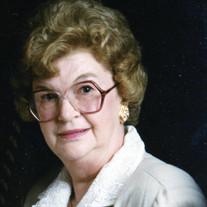 June Eilene Overholser